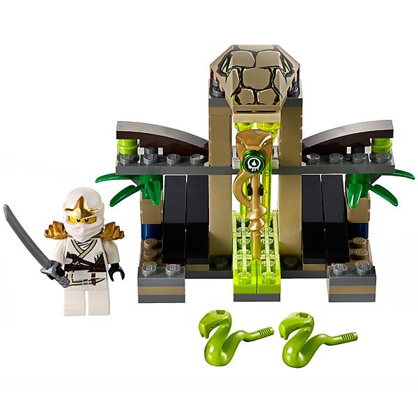 Lego Ninjago 9440 Конструктор Лего Ниндзяго Храм Веномари
