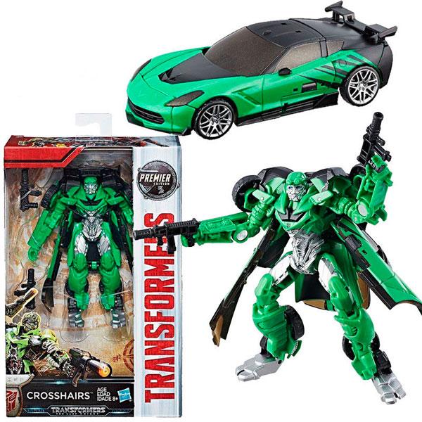 Hasbro Transformers C0887/C2961 Трансформеры 5: Делюкс Кроссхейр худи print bar трансформеры 5 последний рыцарь