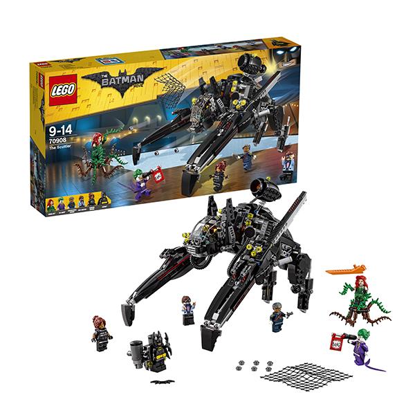 Lego Batman Movie 70908 Лего Фильм Бэтмен: Скатлер