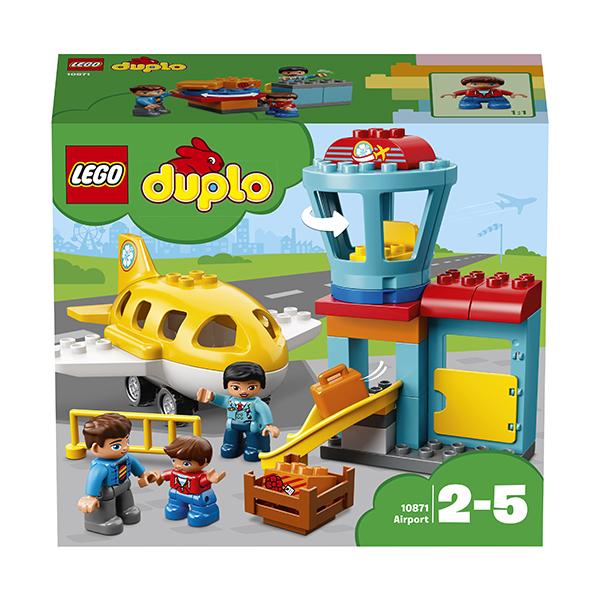 LEGO DUPLO 10871 Конструктор Лего Дупло Аэропорт