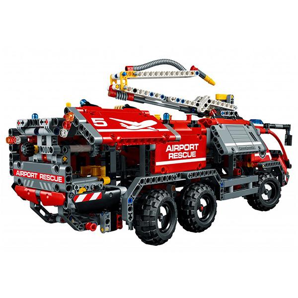 LEGO Technic 42068 Конструктор ЛЕГО Техник Автомобиль спасательной службы