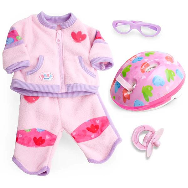 Zapf Creation Baby born 813-829_1 Бэби Борн Одежда Безопасная езда
