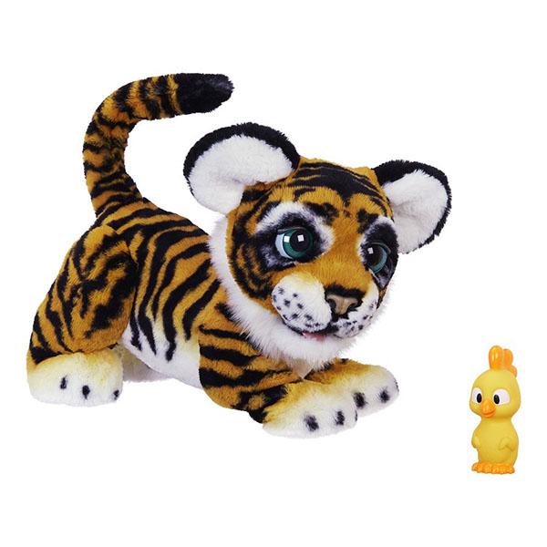 Hasbro Furreal Friends B9071 Рычащий Амурчик, Мой игривый тигрёнок hasbro hasbro трансформаторы allspark пользовательская подарочная коробка