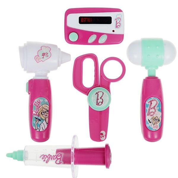 Corpa D122A Игровой набор юного доктора Barbie компактный corpa d122a игровой набор юного доктора barbie компактный
