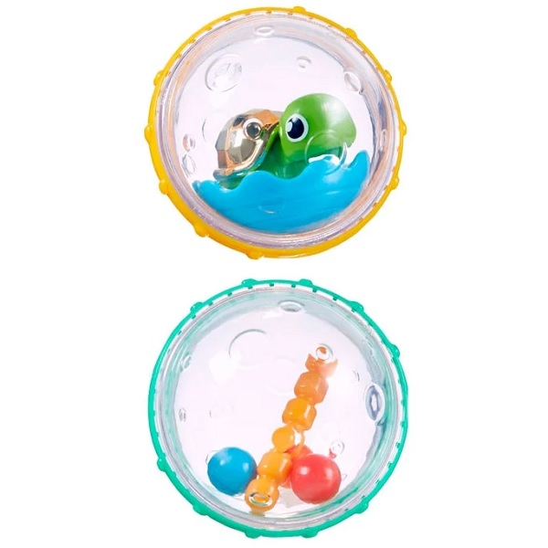 """MUNCHKIN 11584 Игрушка для ванны """"Пузыри"""" 2 шт"""