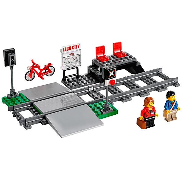 LEGO City 60051 Конструктор ЛЕГО Город Скоростной пассажирский поезд