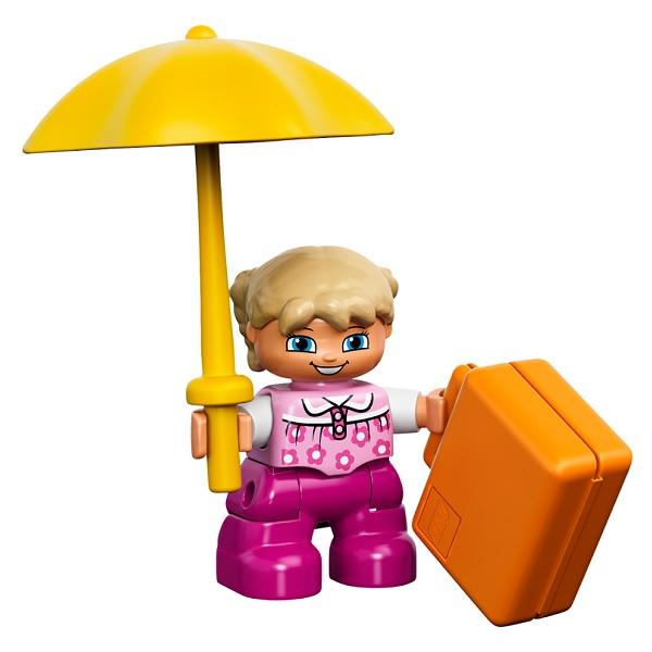 Конструктор Lego Duplo 10618 Лего Дупло Веселые каникулы