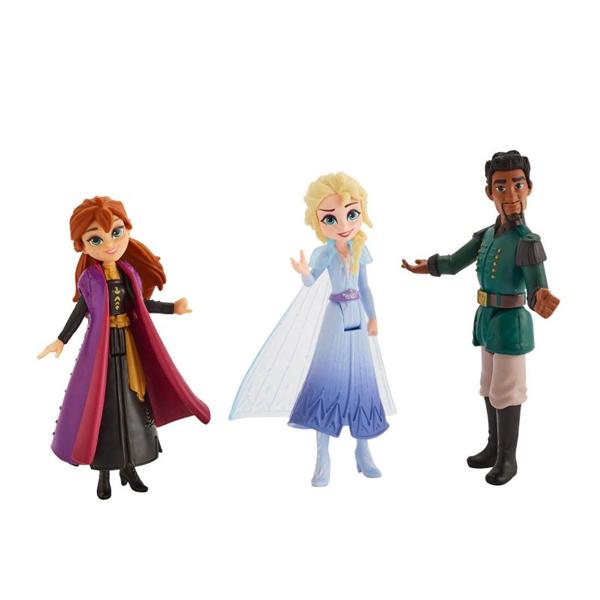 Hasbro Disney Princess E5504/E6912 ХОЛОДНОЕ СЕРДЦЕ 2 Делюкс Эльза, Анна и Маттиас