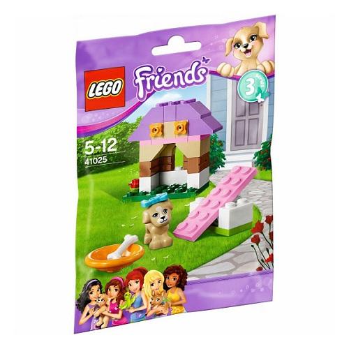 Lego Friends 41025 Будка щенка