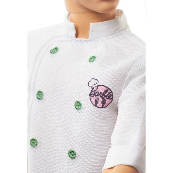Mattel Barbie FHP64 Барби и Кен-шеф повар