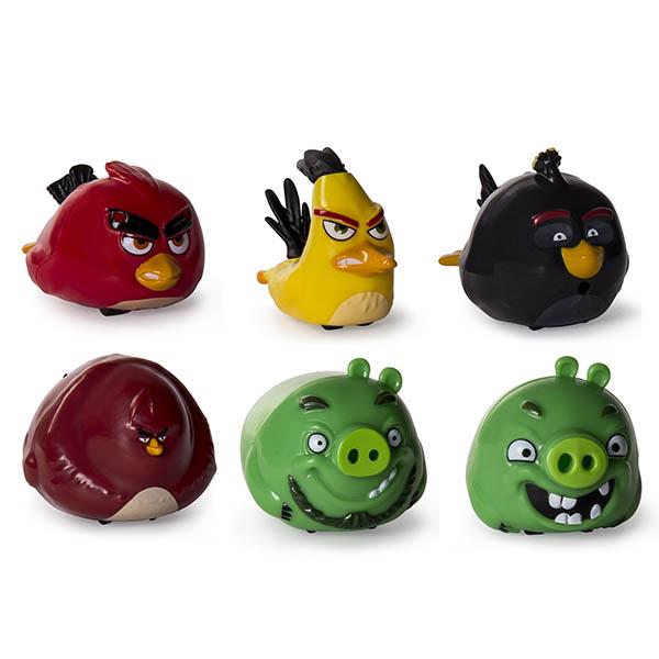 Angry Birds 90500 Энгри Бердс Птичка на колесиках (в ассортименте)