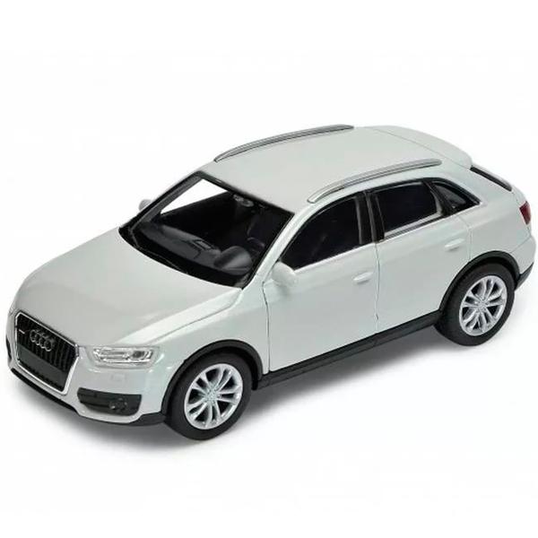 Welly 43666 Велли Модель машины 1:34-39 Audi Q3 welly модель машины 1 34 39 audi r8 welly