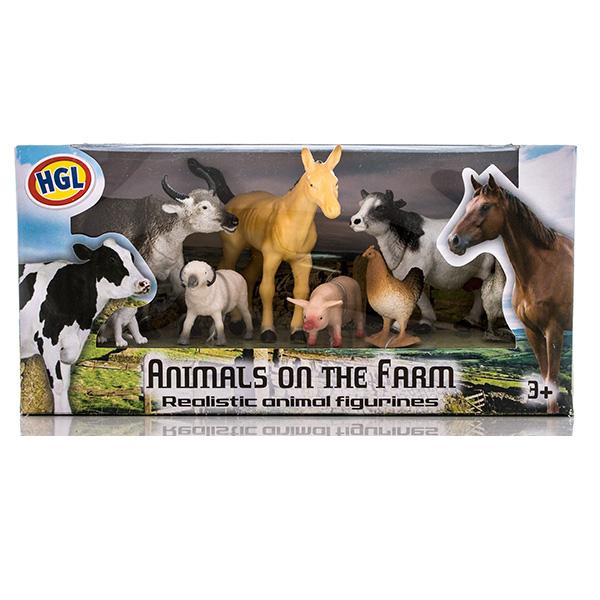HGL SV10530 Игровой набор фермерских животных 5 - 15 см (в ассортименте)
