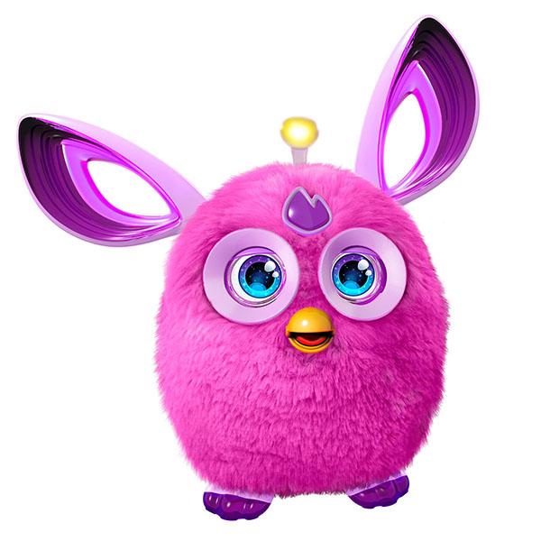 Hasbro Furby B7150/B6087 Ферби Коннект розовый интерактивные игрушки furby коннект