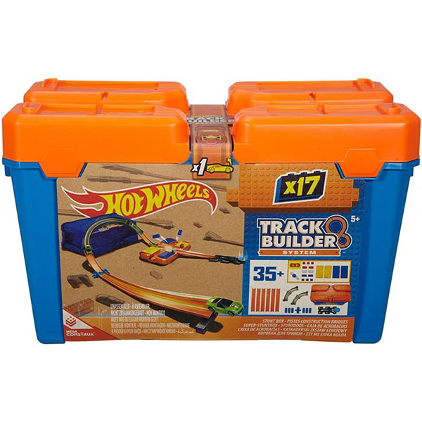 Mattel Hot Wheels DWW95 Хот Вилс Стартовый набор конструктора трасс
