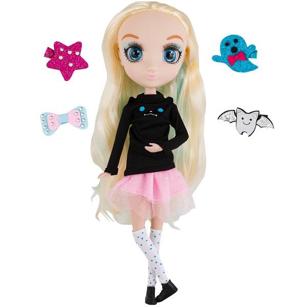 Shibajuku Girls HUN7710 Кукла Мики 3, 33 см shibajuku girls hun2154 кукла шидзуки 33 см