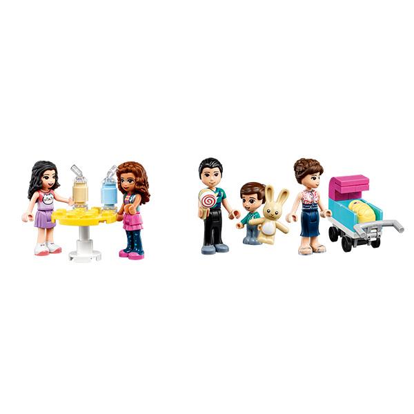 LEGO Friends 41450 Конструктор ЛЕГО Подружки Торговый центр Хартлейк Сити