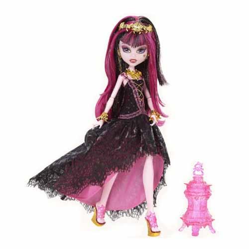Mattel Monster High 7702Y Школа Монстров Монстр Хай Марокканская вечеринка (в ассортименте)