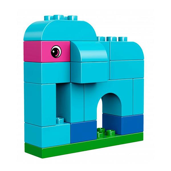 LEGO DUPLO 10853 Конструктор ЛЕГО ДУПЛО Набор деталей для творческого конструирования