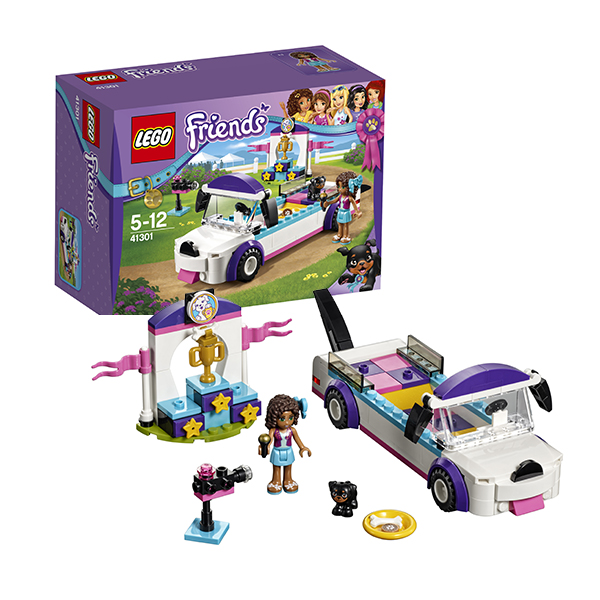 Lego Friends 41301 Конструктор Лего Подружки Выставка щенков: Награждение lego конструктор подружки спортивный лагерь дом на дереве