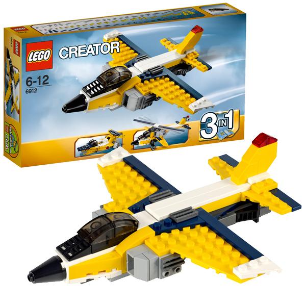 Конструктор Лего Криэйтор 6912 Выше облаков