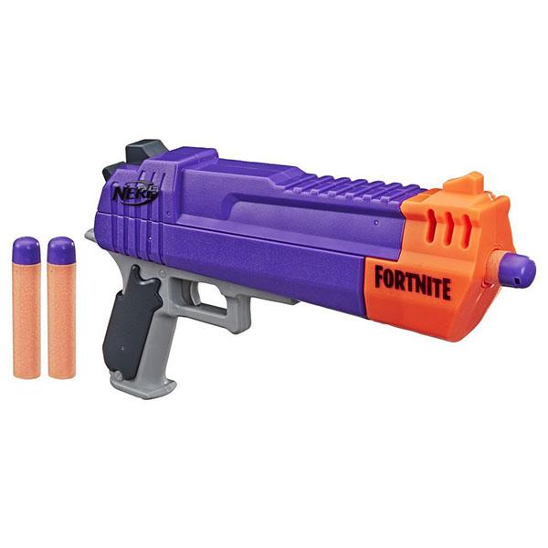 Hasbro Nerf E7515 Нерф бластер Фортнайт Револьвер hasbro nerf b9839 нерф бластер аккустрайк фалконфайр
