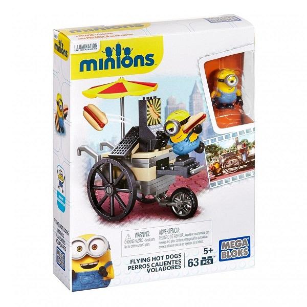 """Mattel Mega Bloks CNF50 Мега Блокс Игровой набор """"Гадкий я"""" (в ассортименте)"""