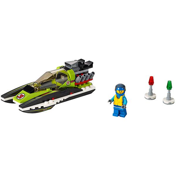 LEGO City 60114 Конструктор ЛЕГО Город Гоночный катер