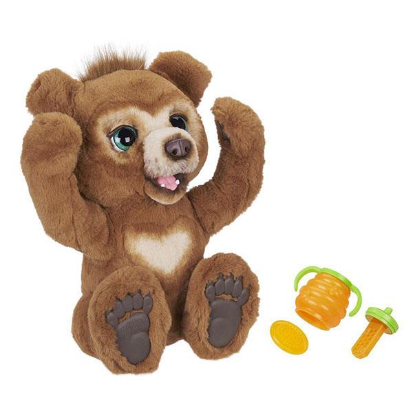 Hasbro Furreal Friends E4591 РУССКИЙ МИШКА интерактивная игрушка furreal friends полярный медвежонок