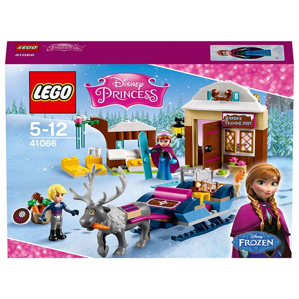 Lego Disney Princess 41066 Лего Принцессы Дисней Анна и Кристоф: прогулка на санях