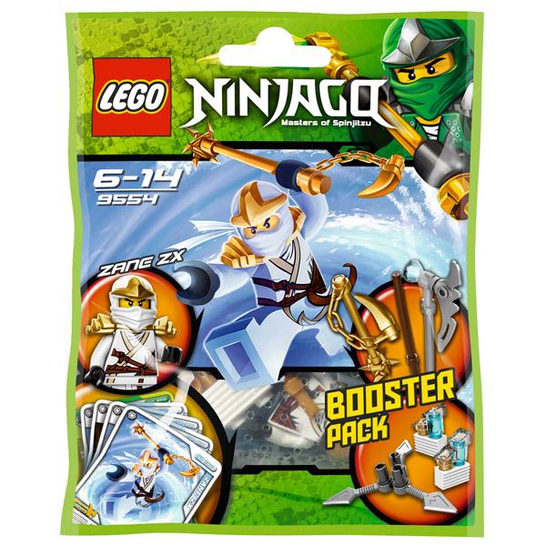 Lego Ninjago 9554 Конструктор Лего Ниндзяго Зейн ZX