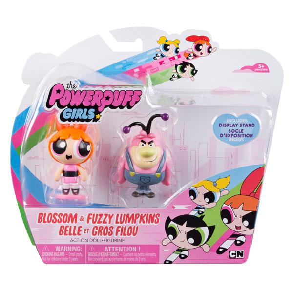 Powerpuff Girls 22311 Две 5 см фигурки героев (в ассортименте)