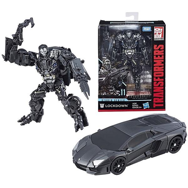 Hasbro Transformers E0701/E0747 Трансформер Коллекционный Автобот Локдаум 20 см hasbro transformers e0701 e0747 трансформер коллекционный автобот локдаум 20 см