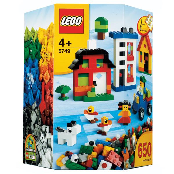 Конструктор Лего Криэйтор 5749 Конструктор Набор для творчества