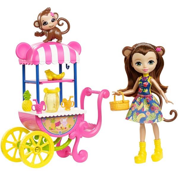 """Mattel Enchantimals FCG93 Игровой набор """"Фруктовая корзинка"""""""