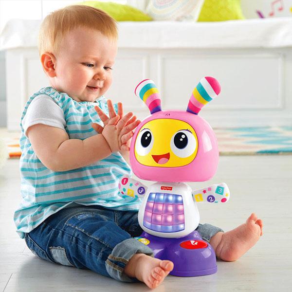 Mattel Fisher-Price FBC98 Фишер Прайс Обучающая игрушка БиБель