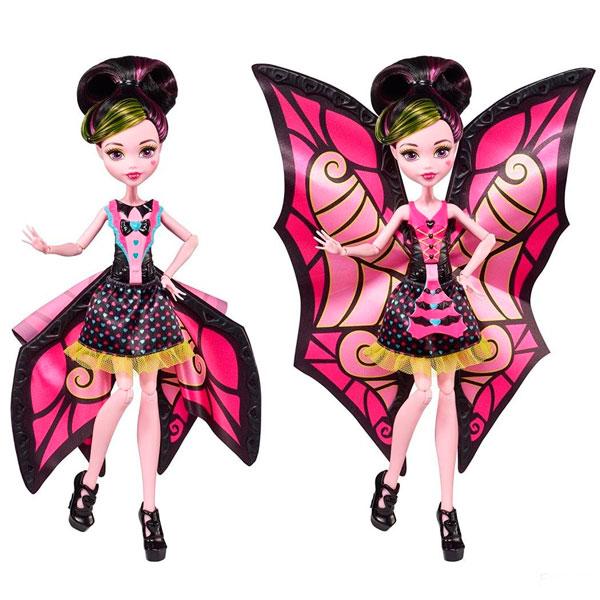 Mattel Monster High FNC17 Трансформирующиеся Монстры mattel monster high fcv81 набор кукол из серии семья монстриков