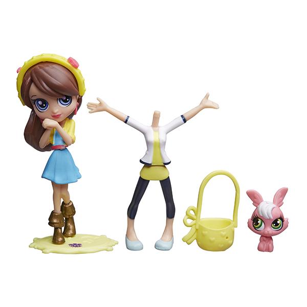 Hasbro Littlest Pet Shop A8227 Литлс Пет Шоп Модница Блайс и зверюшка (в ассортименте)