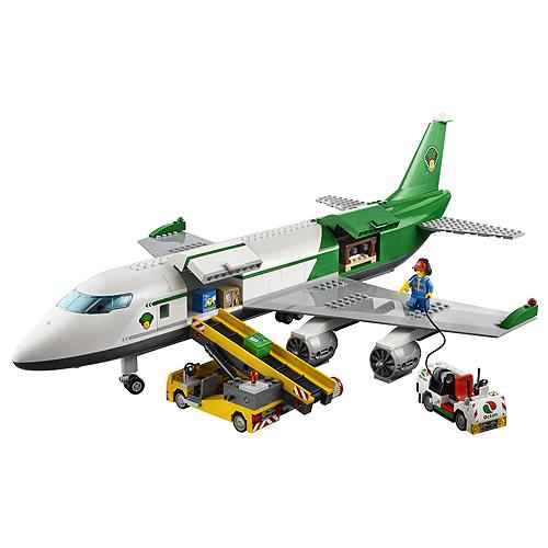 Lego City 60022_1 Конструктор Лего Город Грузовой терминал