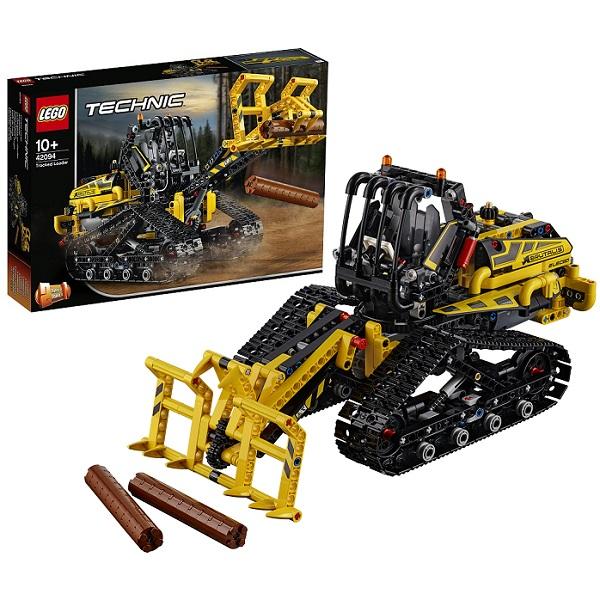 Фото - LEGO Technic 42094 Конструктор ЛЕГО Техник Гусеничный погрузчик lego technic 42076 конструктор лего техник корабль на воздушной подушке