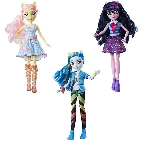 Hasbro Equestria Girls E0349 Май Литл Пони Девочки Эквестрии (в ассортименте)