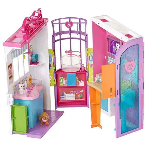 Barbie FBR36 Барби Ветеринарный центр