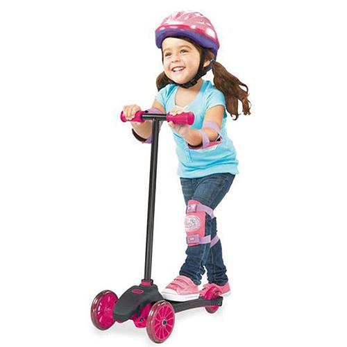 Little Tikes 632761 Литл Тайкс Самокат, розовый