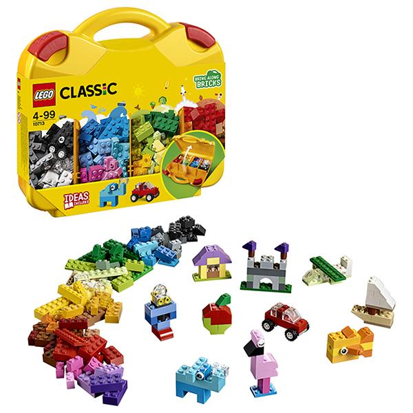 Lego Classic 10713 Конструктор Лего Классик Кубики и механизмы 2000708 lego education набор с запасными частями машины и механизмы 1