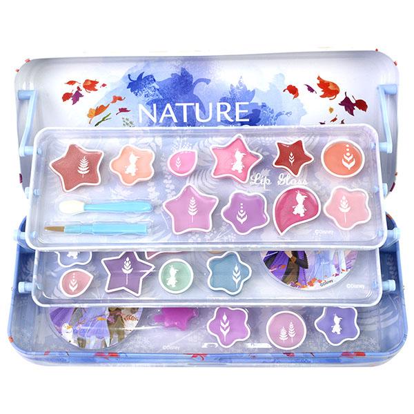 Markwins 1599003E Frozen Игровой набор детской декоративной косметики в пенале больш.