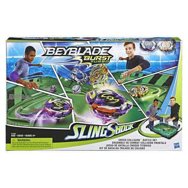 """Hasbro Bey Blade E5565 Бейблэйд Игровой набор """"Противостояние"""""""