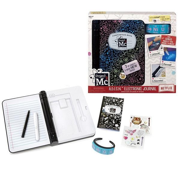 Project MС2 546948 Секретный дневник mga entertainment project mс2 детектор лжи