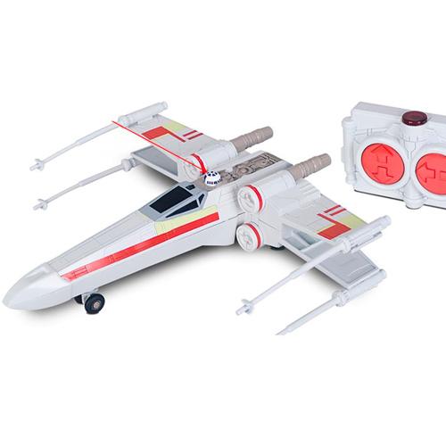 Star Wars 31061 Звездные Войны Звездный истребитель Х-Wing, 26 см на р/у