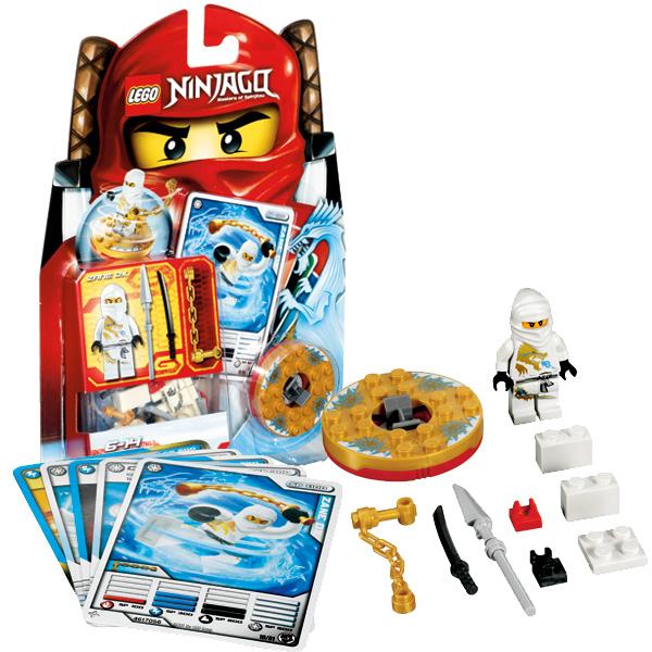 Lego Ninjago 2171 Конструктор Лего Ниндзяго Зейн DX