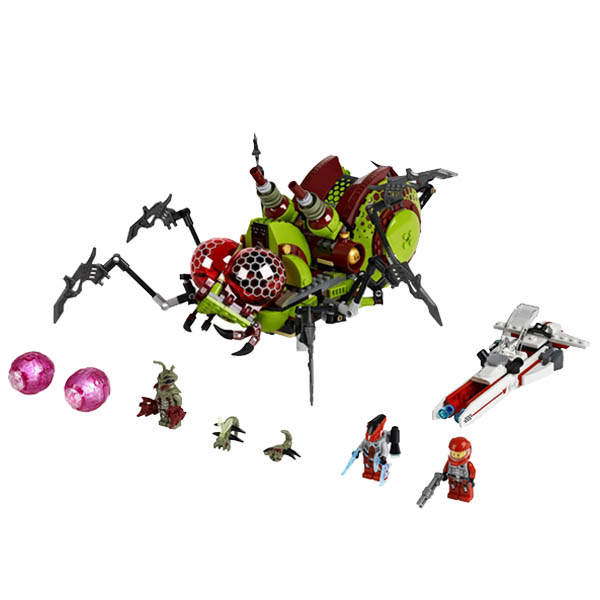 Lego Galaxy Squad 70708_1 Конструктор Лего Галактический отряд Паук-Инсектоид